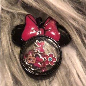 Disney Minnie necklace charm